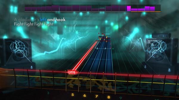 "Скриншот №1 к Rocksmith® 2014 – Volbeat - ""A Warriors Call"""