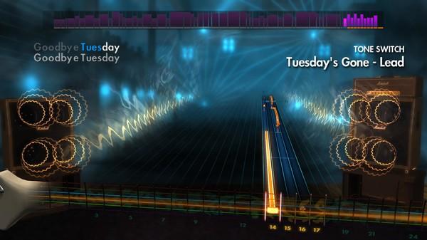 """Скриншот №3 к Rocksmith® 2014 – Lynyrd Skynyrd - """"Tuesdays Gone"""""""