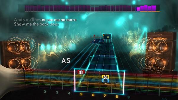 "Скриншот №3 к Rocksmith® 2014 – Lynyrd Skynyrd - ""Gimme Three Steps"""