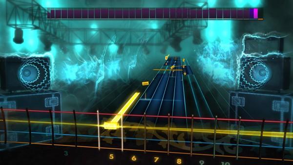 "Скриншот №5 к Rocksmith® 2014 – Lynyrd Skynyrd - ""Gimme Three Steps"""