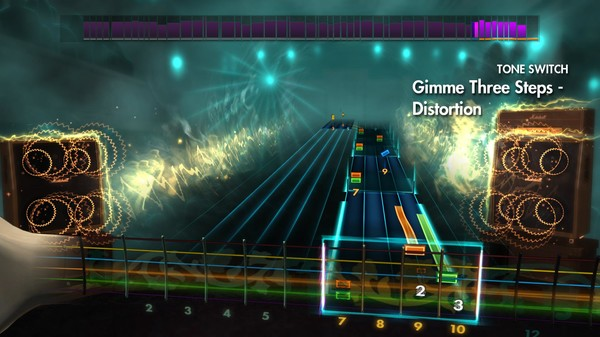 "Скриншот №2 к Rocksmith® 2014 – Lynyrd Skynyrd - ""Gimme Three Steps"""