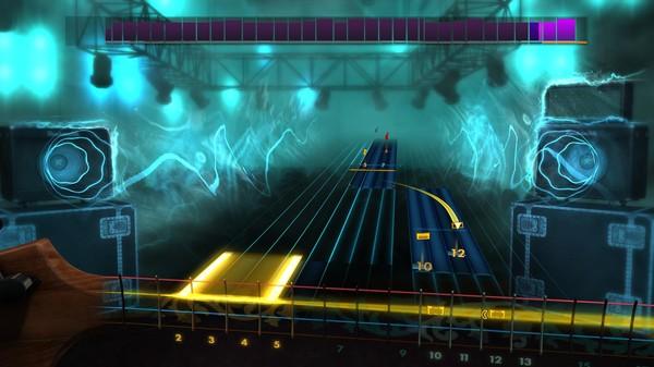"Скриншот №4 к Rocksmith® 2014 – Lynyrd Skynyrd - ""Gimme Three Steps"""
