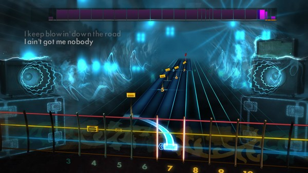 "Скриншот №2 к Rocksmith® 2014 – Lynyrd Skynyrd - ""Call Me The Breeze"""