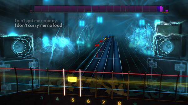 "Скриншот №3 к Rocksmith® 2014 – Lynyrd Skynyrd - ""Call Me The Breeze"""