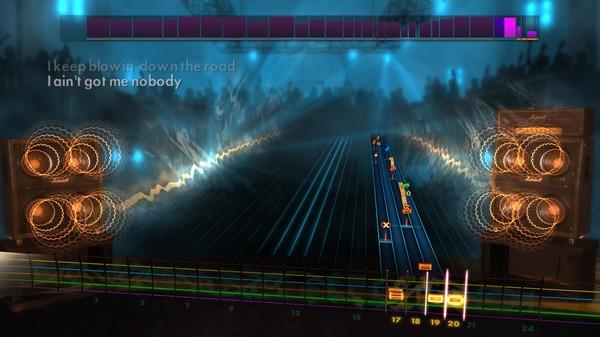 Скриншот №6 к Rocksmith® 2014 – Lynyrd Skynyrd Song Pack