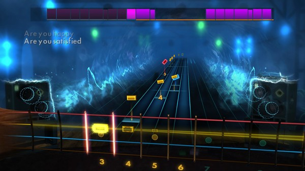 """Скриншот №3 к Rocksmith® 2014 – Queen - """"Another One Bites the Dust"""""""