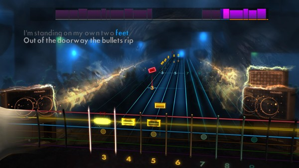 """Скриншот №2 к Rocksmith® 2014 – Queen - """"Another One Bites the Dust"""""""
