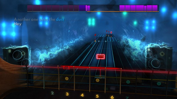 """Скриншот №4 к Rocksmith® 2014 – Queen - """"Another One Bites the Dust"""""""