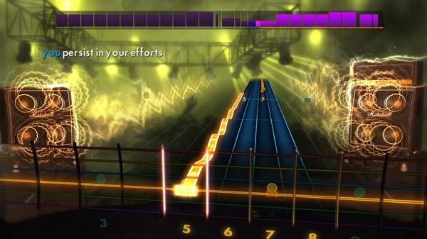 "Скриншот №3 к Rocksmith® 2014 – Queensrÿche - ""Silent Lucidity"""