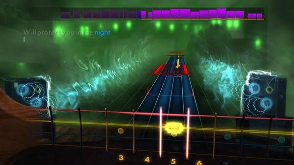 "Скриншот №1 к Rocksmith® 2014 – Queensrÿche - ""Silent Lucidity"""