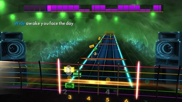 "Скриншот №2 к Rocksmith® 2014 – Queensrÿche - ""Silent Lucidity"""
