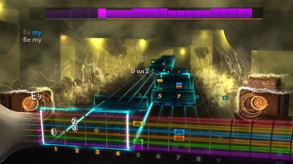 """Скриншот №1 к Rocksmith® 2014 – The Subways - """"Rock and Roll Queen"""""""