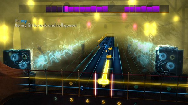 """Скриншот №4 к Rocksmith® 2014 – The Subways - """"Rock and Roll Queen"""""""