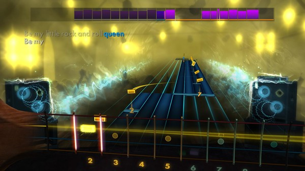 """Скриншот №5 к Rocksmith® 2014 – The Subways - """"Rock and Roll Queen"""""""