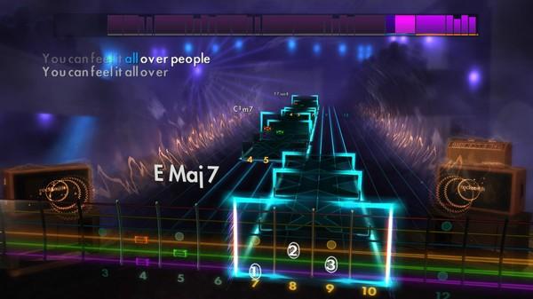 Скриншот №2 к Rocksmith® 2014 – Regal Singles Song Pack