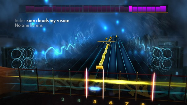 "Скриншот №1 к Rocksmith® 2014 – Faith No More - ""Falling to Pieces"""