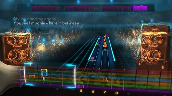 "Скриншот №4 к Rocksmith® 2014 – Faith No More - ""Falling to Pieces"""
