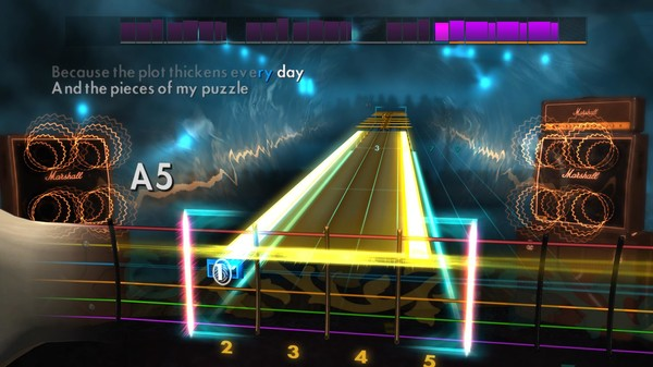 "Скриншот №5 к Rocksmith® 2014 – Faith No More - ""Falling to Pieces"""
