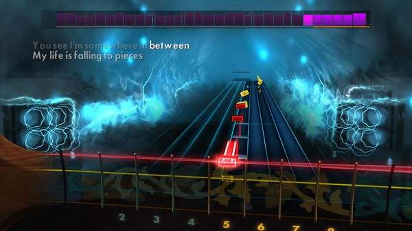 "Скриншот №3 к Rocksmith® 2014 – Faith No More - ""Falling to Pieces"""