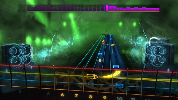 """Скриншот №4 к Rocksmith® 2014 – Faith No More - """"From Out of Nowhere"""""""