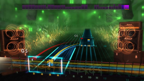 """Скриншот №5 к Rocksmith® 2014 – Faith No More - """"From Out of Nowhere"""""""