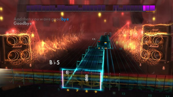 """Скриншот №2 к Rocksmith® 2014 – Faith No More - """"From Out of Nowhere"""""""