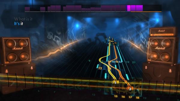 Скриншот №3 к Rocksmith® 2014 – Faith No More Song Pack