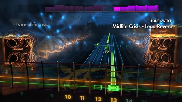Скриншот №4 к Rocksmith® 2014 – Faith No More Song Pack