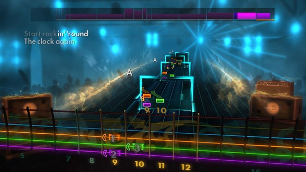 "Скриншот №4 к Rocksmith® 2014 – Bill Haley  His Comets - ""Rock Around the Clock"""