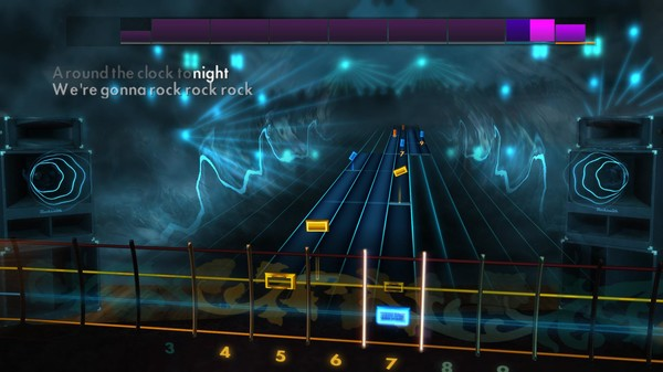 "Скриншот №2 к Rocksmith® 2014 – Bill Haley  His Comets - ""Rock Around the Clock"""