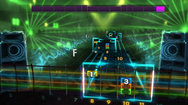 "Скриншот №3 к Rocksmith® 2014 – The Champs - ""Tequila"""