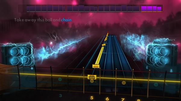 "Скриншот №1 к Rocksmith® 2014 – Social Distortion - ""Ball and Chain"""