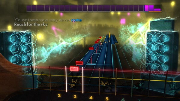 "Скриншот №3 к Rocksmith® 2014 – Social Distortion - ""Reach For The Sky"""