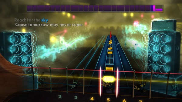 "Скриншот №4 к Rocksmith® 2014 – Social Distortion - ""Reach For The Sky"""