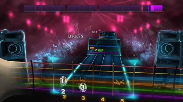 Скриншот №4 к Rocksmith® 2014 – Social Distortion Song Pack