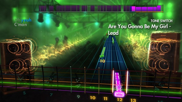 "Скриншот №1 к Rocksmith® 2014 – Jet - ""Are You Gonna Be My Girl"""