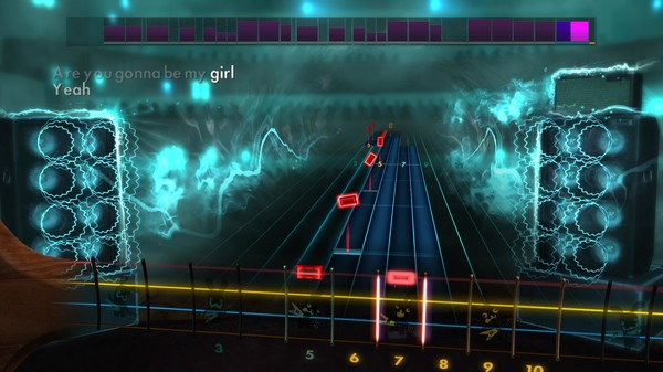 "Скриншот №4 к Rocksmith® 2014 – Jet - ""Are You Gonna Be My Girl"""