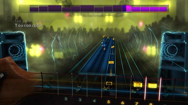 """Скриншот №2 к Rocksmith® 2014 – Fleetwood Mac - """"Go Your Own Way"""""""