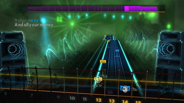 "Скриншот №3 к Rocksmith® 2014 – Kansas - ""Dust In the Wind"""