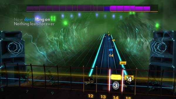 "Скриншот №5 к Rocksmith® 2014 – Kansas - ""Dust In the Wind"""