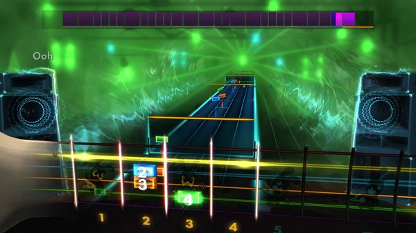 "Скриншот №2 к Rocksmith® 2014 – Kansas - ""Dust In the Wind"""