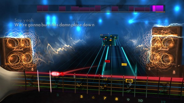 Скриншот №5 к Rocksmith® 2014 – Hit Singles Song Pack