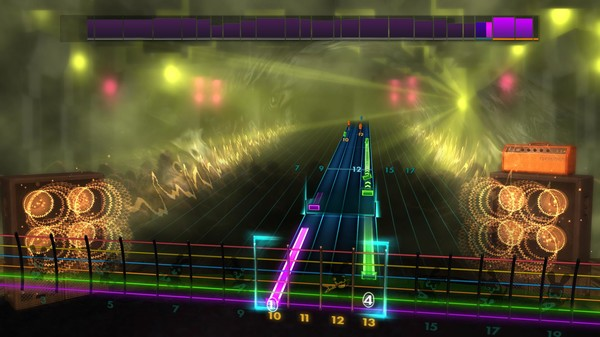Скриншот №4 к Rocksmith® 2014 – Hit Singles Song Pack