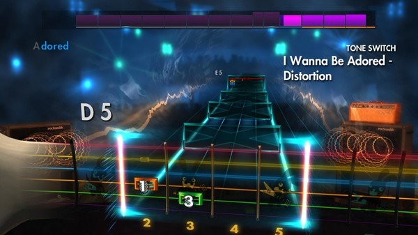 "Скриншот №1 к Rocksmith® 2014 – The Stone Roses - ""I Wanna Be Adored"""