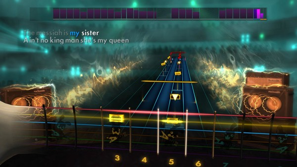 Скриншот №5 к Rocksmith® 2014 – The Stone Roses Song Pack