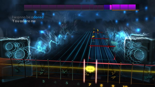 Скриншот №2 к Rocksmith® 2014 – The Stone Roses Song Pack