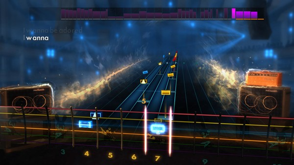Скриншот №1 к Rocksmith® 2014 – The Stone Roses Song Pack