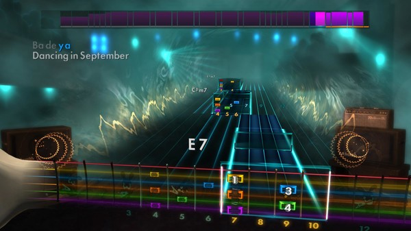 "Скриншот №3 к Rocksmith® 2014 – Earth Wind  Fire - ""September"""