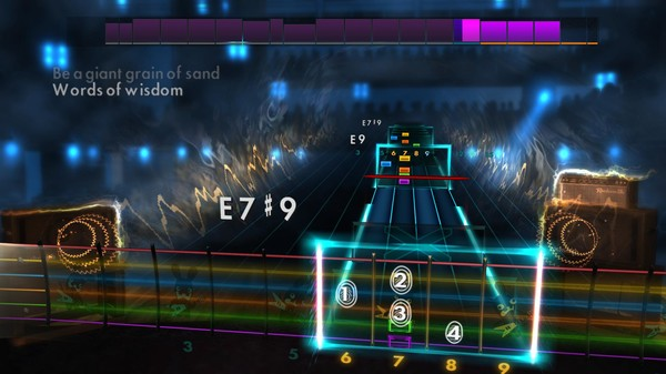"Скриншот №3 к Rocksmith® 2014 – Earth Wind  Fire - ""Shining Star"""