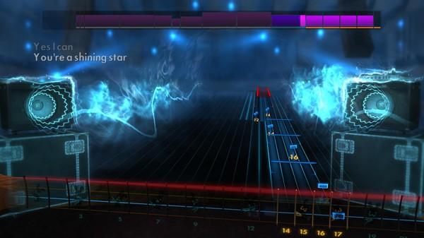 "Скриншот №4 к Rocksmith® 2014 – Earth Wind  Fire - ""Shining Star"""